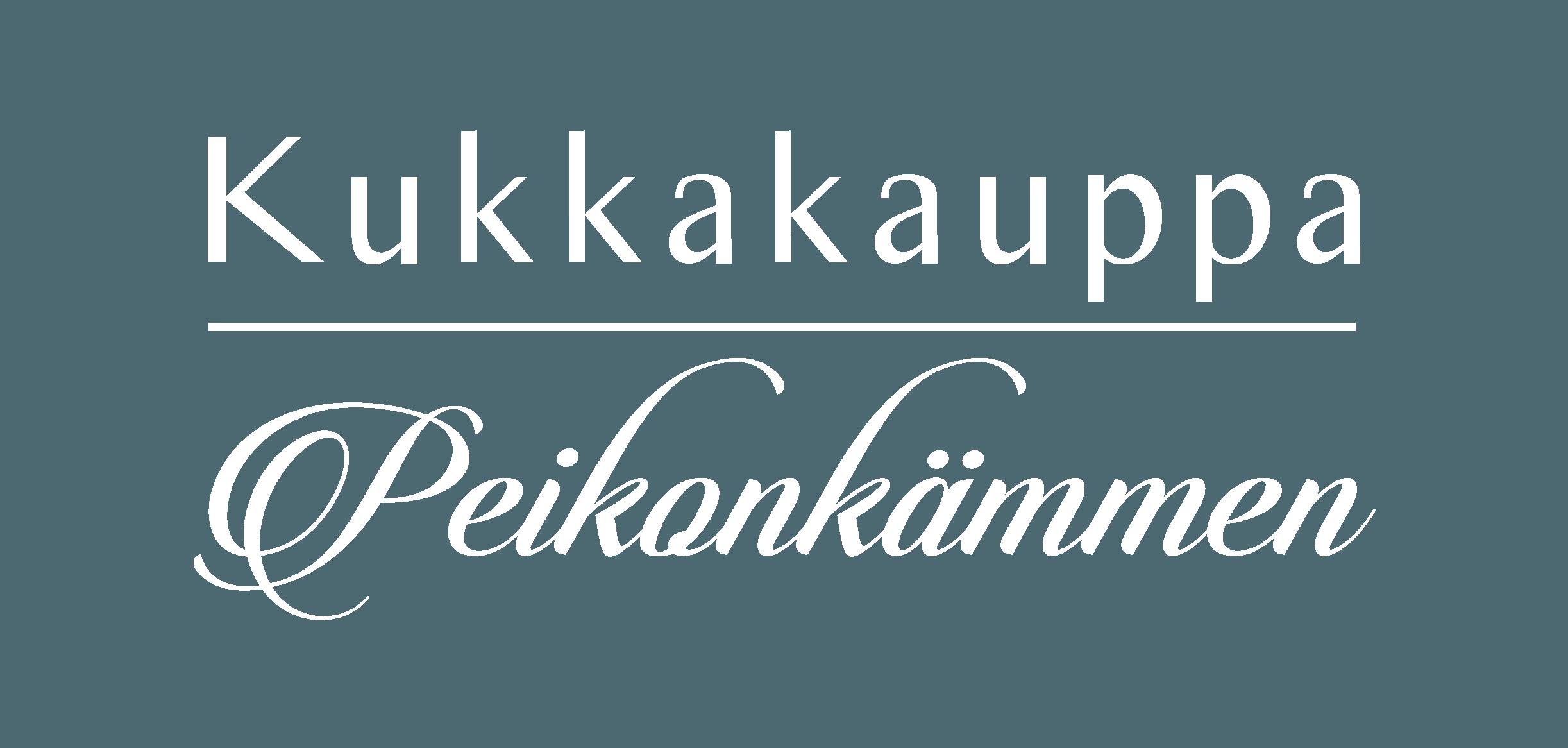 Kukkakauppa Peikonkämmen